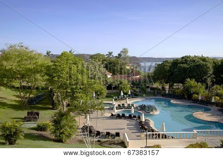 Modern hotel Occidental Grang Papagayo