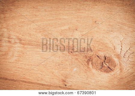 Wood Texture Background Knotted