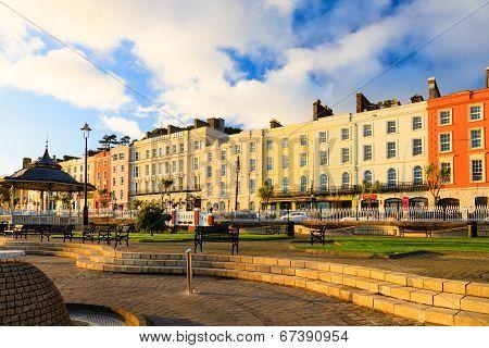 Cobh, Ireland - November 26 : Kennedy Park On November 26, 2012 In Cobh Ireland