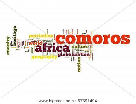 Comoros Word