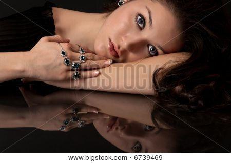 Sapphire And Diamond Jewelry
