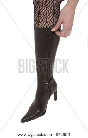 Boot Zipper 2