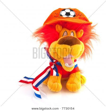 Dutch Soccer Mascotte