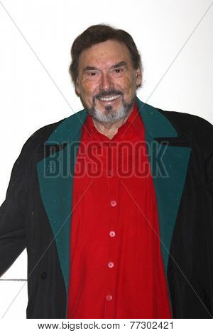 LOS ANGELES - NOV 30:  Joe Mascolo at the 2014 Hollywood Christmas Parade at the Hollywood Boulevard on November 30, 2014 in Los Angeles, CA