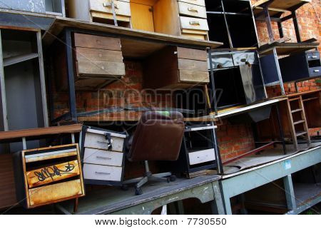 Desk Scrap
