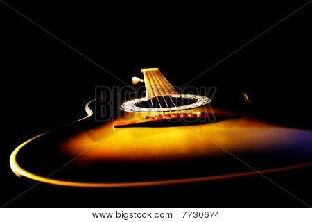 Ovation Guitar