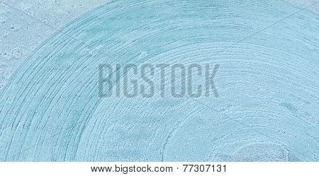 Abstract Background. Wiper Traces On Frostiness Car Glass 1.