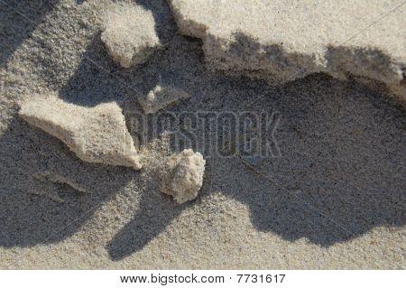 Sand Still Life