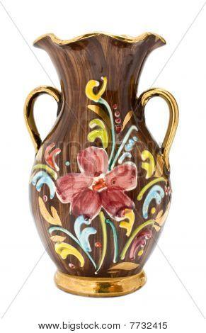 Kitsch vase