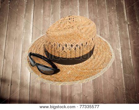 Hat On The Floor