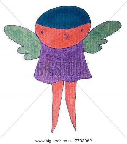 Whimsical Angel