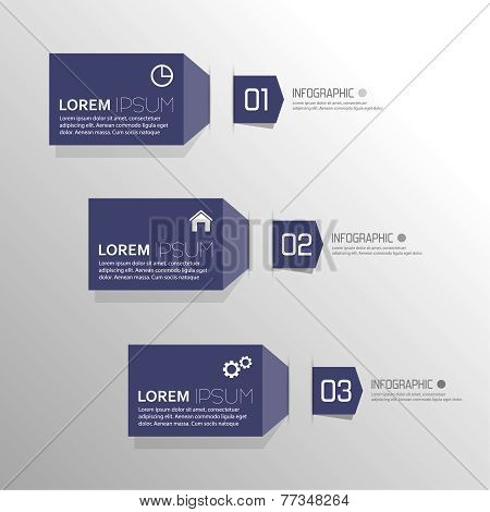 Plain colored paper stickers volume with numbers and signs