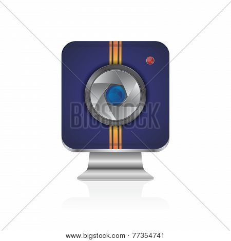 photography and video camera