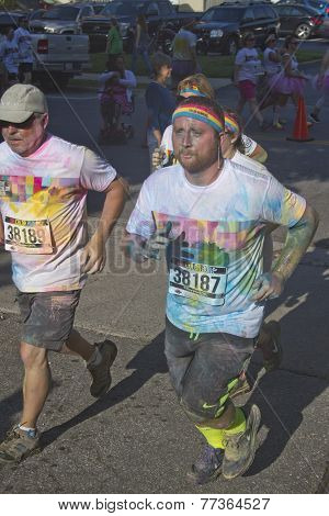 Colorful Run