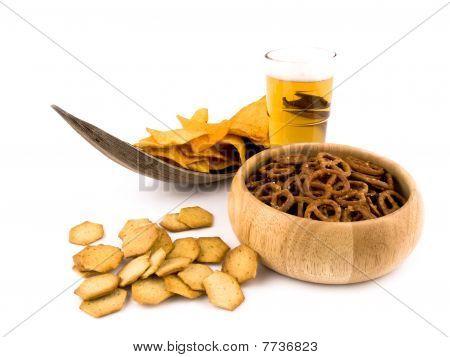 Unhealthy Snack Composition