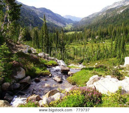 Lostine Valley