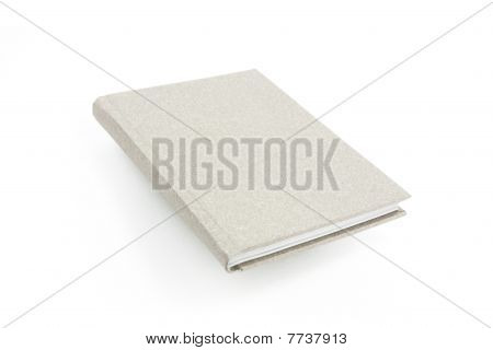 Grey Case Bound Book