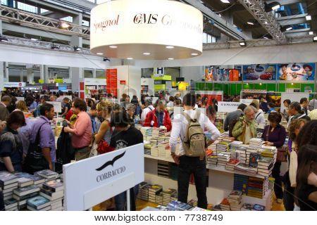International Book Fair (Salone Internazionale del Libro), Turin, Italy