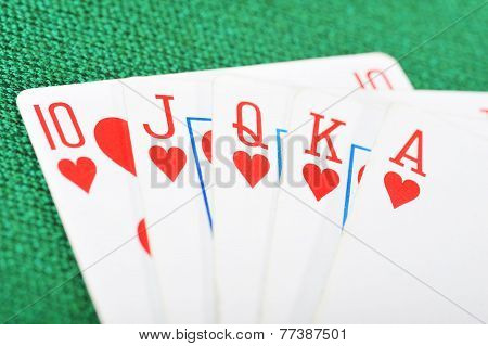 Poker Winning