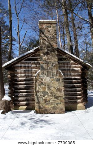 Cabina de invierno