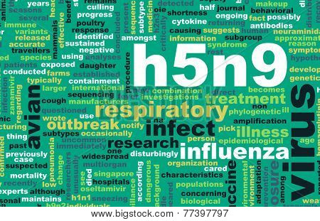 H5N9 Concept as a Medical Research Topic