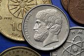 image of greek  - Coins of Greece - JPG