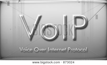 Voip Silver Grey