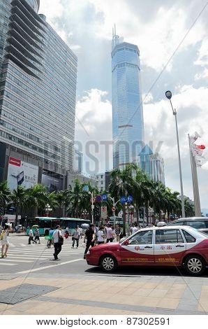 Shenzhen - Electronic Market