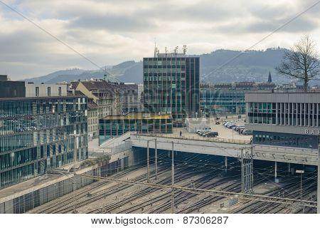 Bern station