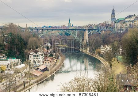 Bridge in Bern