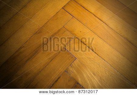 Wood Parquet Texture Background