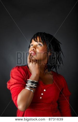 Thinking African Woman