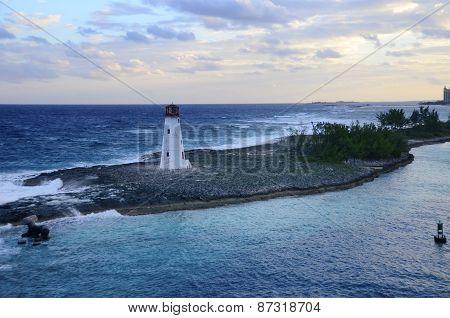 Lighthouse Nassau Bahamas