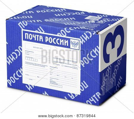 Mail Box Of The Russian Post