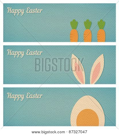 Easter Banners