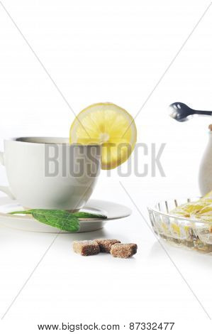 Full Cup Of Tea