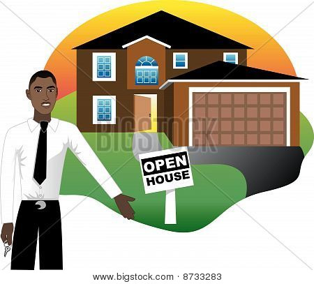 Open House With Agent