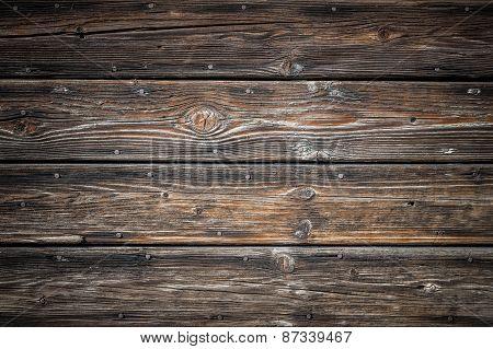 Background Dark Wood