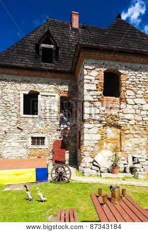 Skalna Castle, Czech Republic