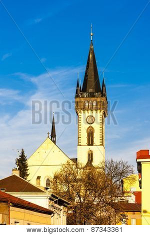 the Church of Saint John the Baptist, Dvur Kralove nad Labem, Czech Republic