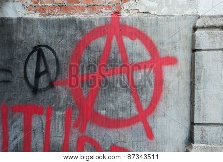 Anarchy Graffiti