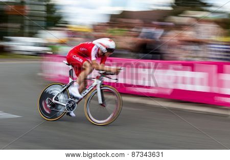 Speedy Cycling