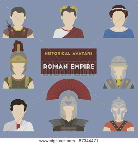 Historical Avatars