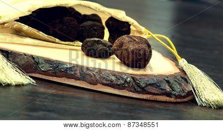 Mushrooms Black Truffle