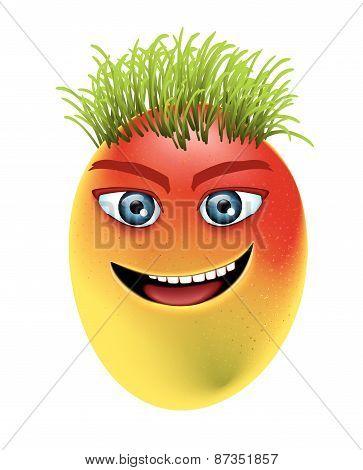 Mango eye teeth
