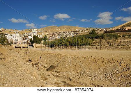 Jordanian Village