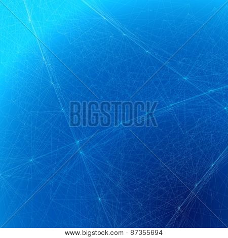 Abstract Background Lines, easy all editable