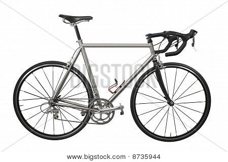 Isolated lightweight race bicycle