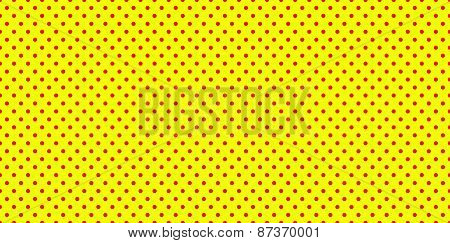 Dotted, Pop Art Background, Pop Art Pattern. Symbolic Background Of Art Of 1960S.