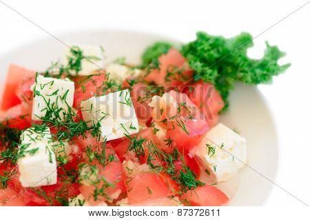 Delicious Diet Vegetarian Salad